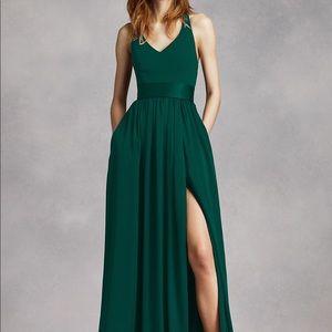 Vera Wang for David's Bridal Bridesmaid Gown